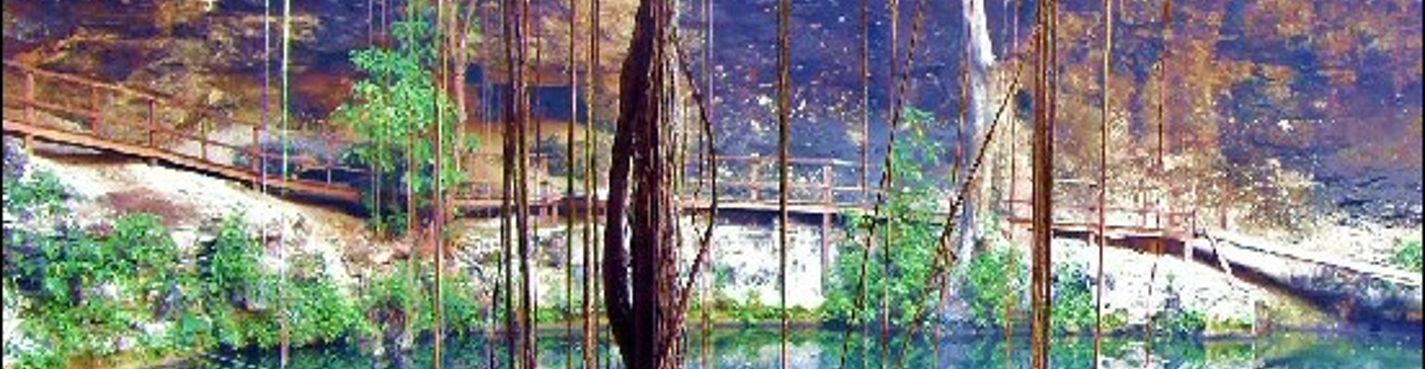 Эк Балам, сенот Шканче и пещера Баланканче