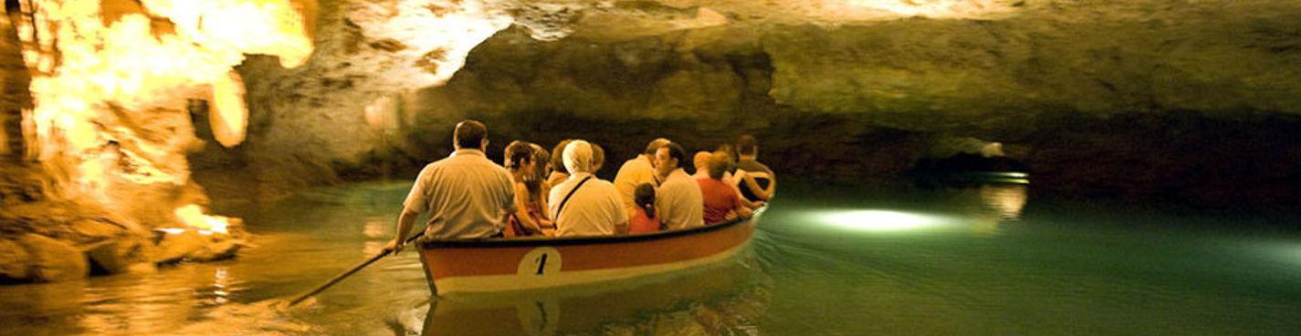Экскурсия в пещеры Валенсии по подземной реке