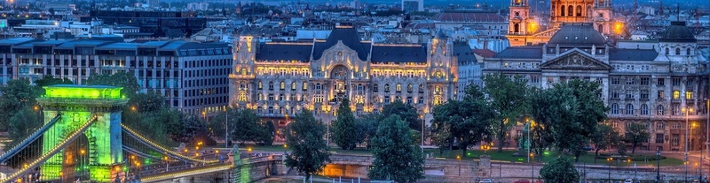 Групповой тур по вечерней Вене