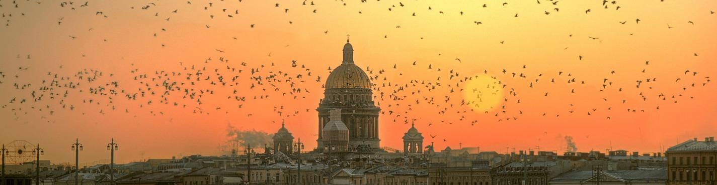 Individual group tours in Saint-Petersburg