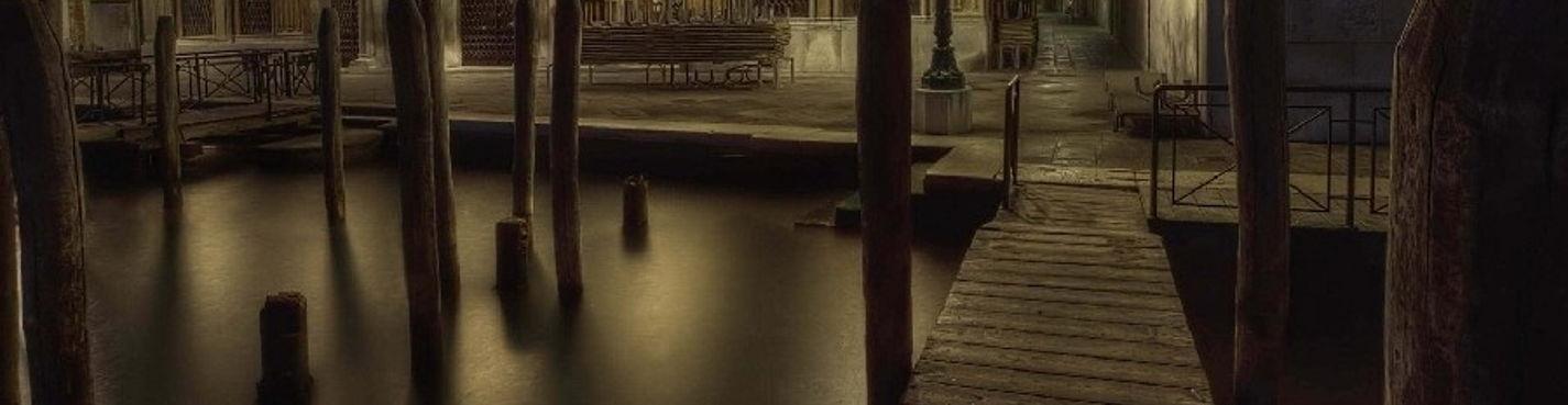 Венеция ночная и мистическая
