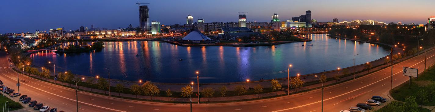 Вечерний Минск (автобусная экскурсия)