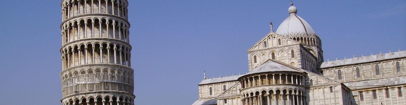 Обзорная экскурсия по Пизе