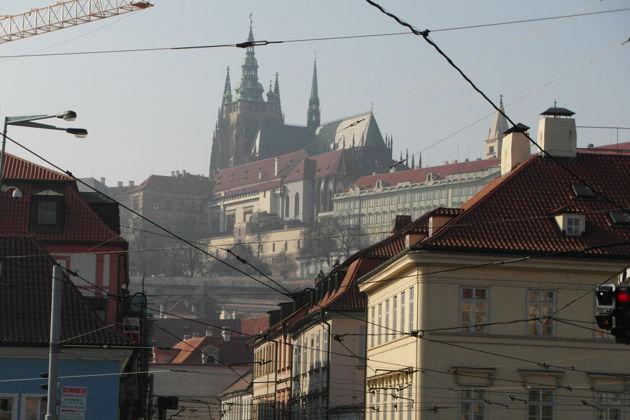 Сказки Пражского града: обзорная экскурсия по королевскому городу Градчаны и Пражскому Граду