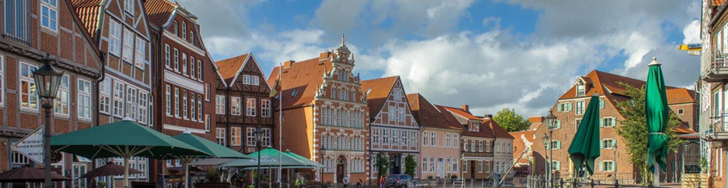 Штаде — шведский город в Германии