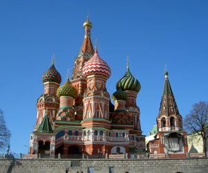 Visit to Kremlin and walking tour in Moscow city-center