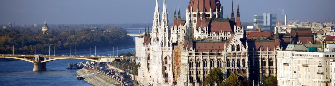 Автобусная обзорная экскурсия по Будапешту