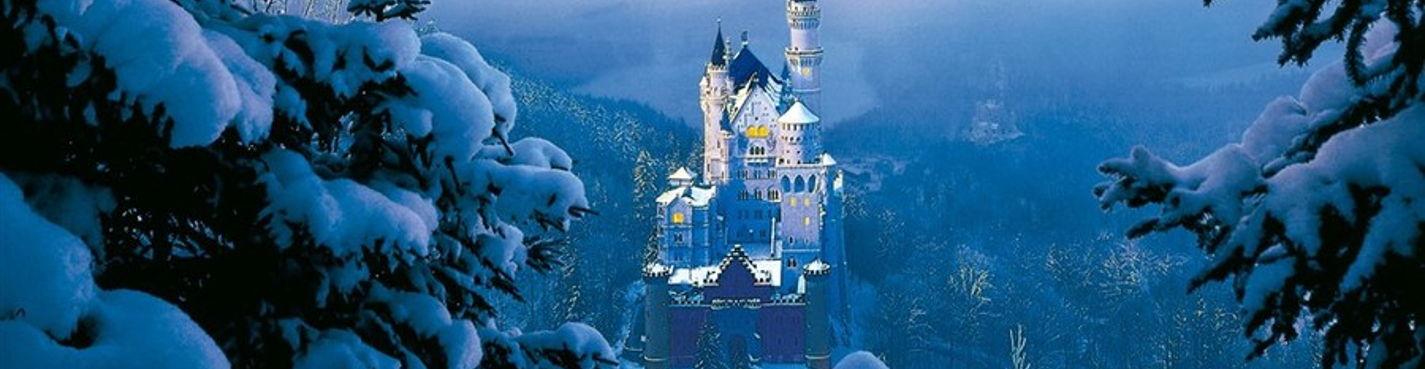 Замок Нойшванштайн + дворец Линдерхов + сказочная деревня Обераммергау + монастырь Этталь