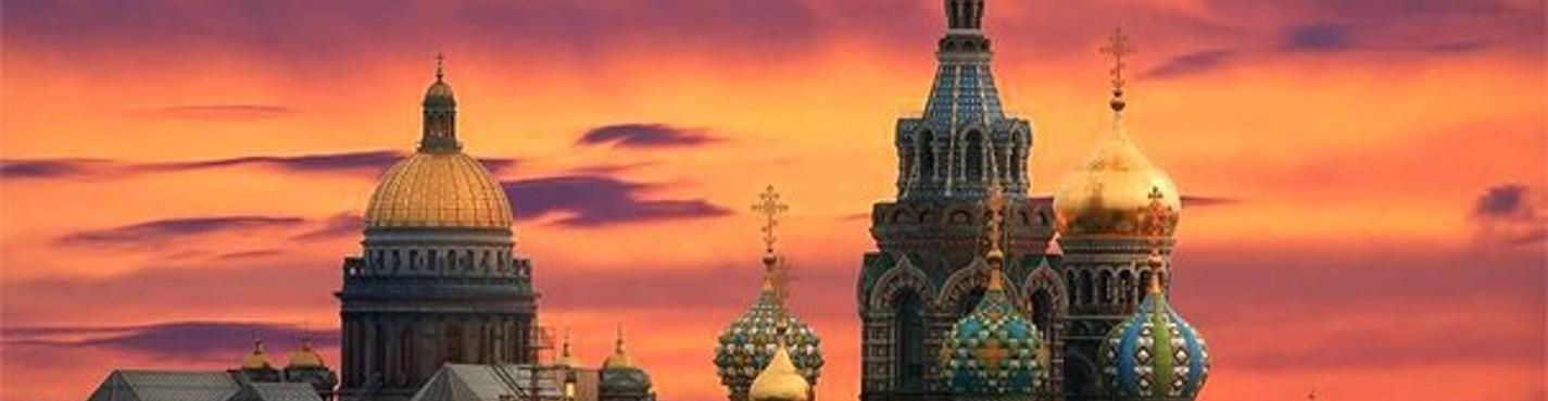 Small surprises around St.Petersburg