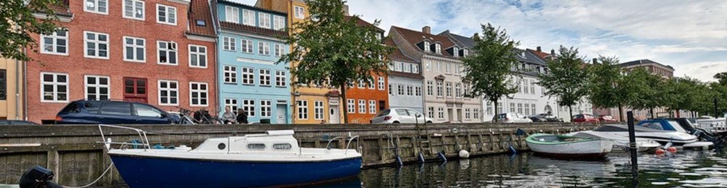 Морская экскурсия по каналам Копенгагена