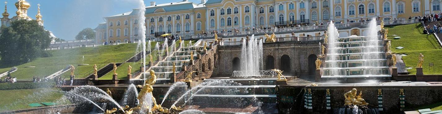 Экскурсия в Петергоф и Кронштадт