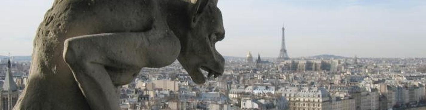 Пешеходные прогулки по Парижу