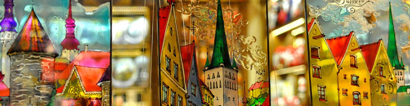 Вечерняя романтическая экскурсия по Таллинну