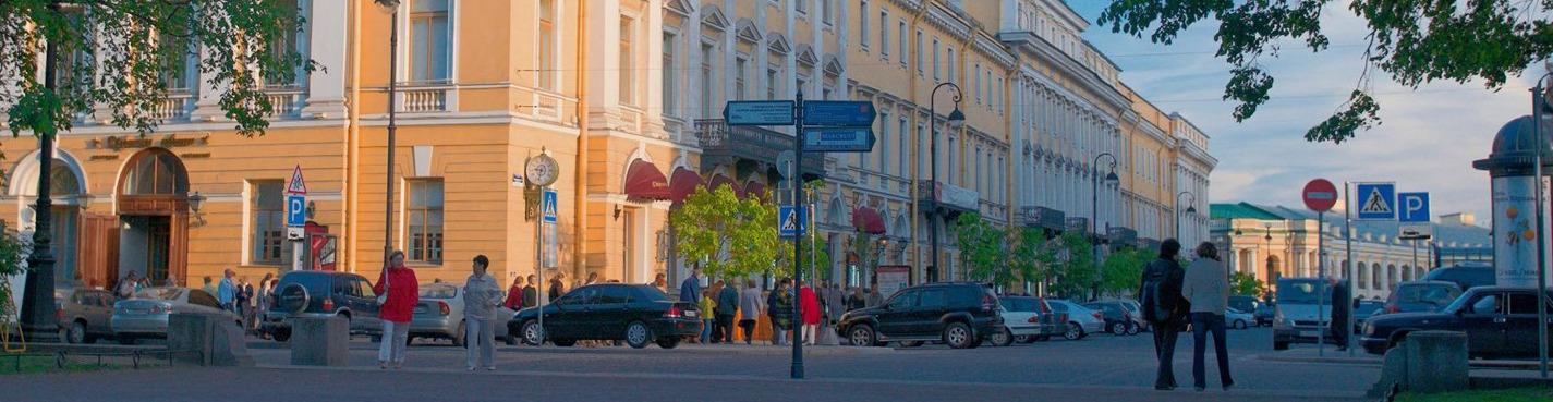 Музыкальная площадь Санкт-Петербурга