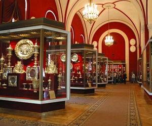 Сокровища Московского Кремля - экскурсия