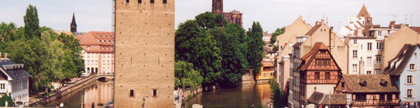 Страсбург — столица Европы
