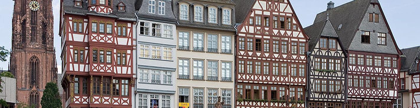 Франкфурт — история и современность