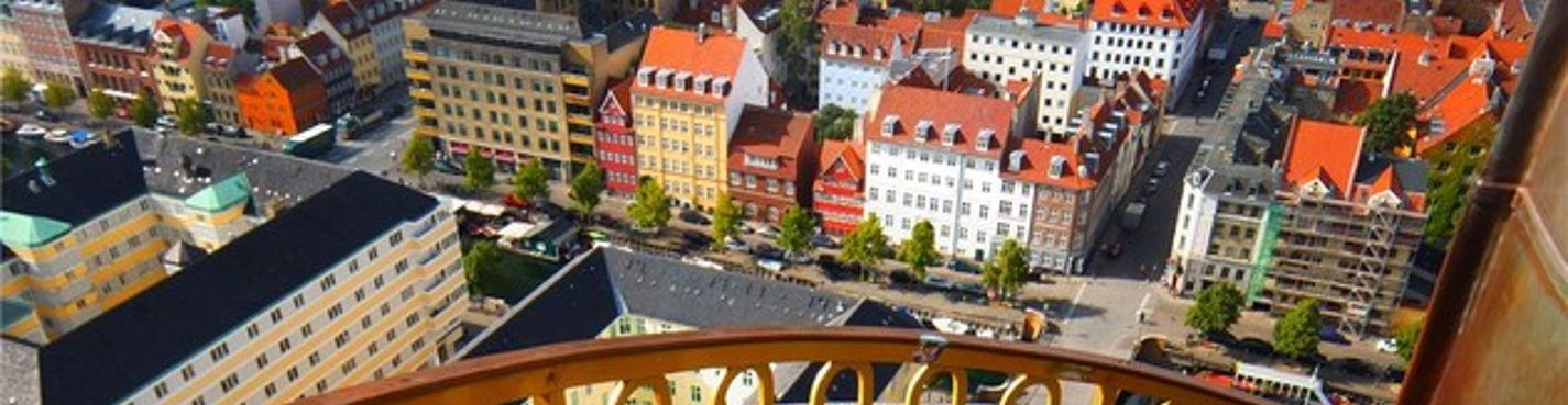 Копенгаген: беги по небу
