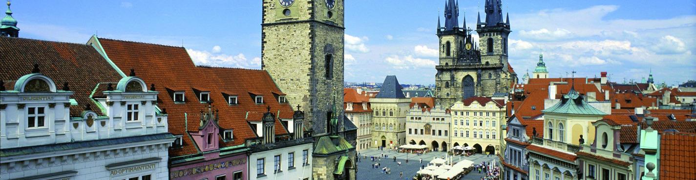Первое знакомство с Прагой (индивидуальная)