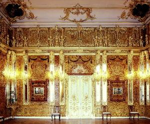 Автобусная экскурсия в Пушкин (Царское село): дворец и Янтарная комната