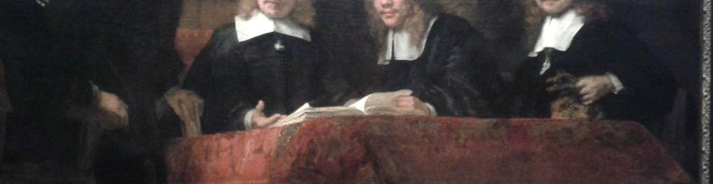 Шедевры голландских живописцев «Золотого века». Райхсмузеюм
