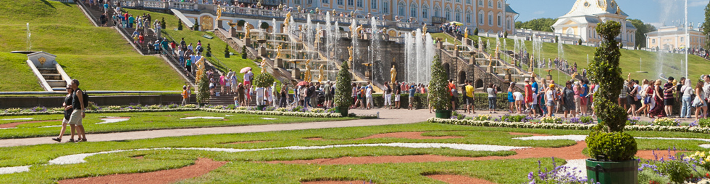 "Photo-tour ""Royal Residence"" (Peterhof), private"