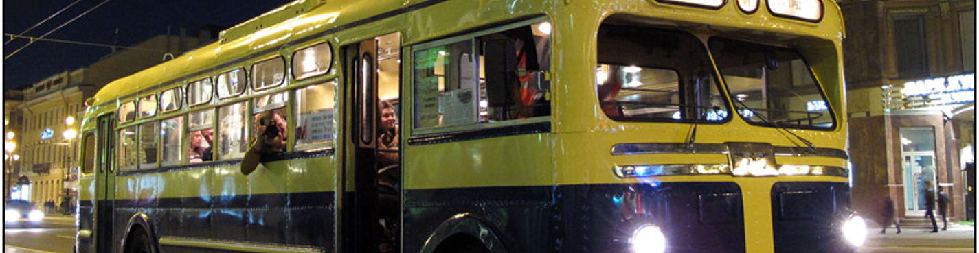 Ретро-трам-фото-тур