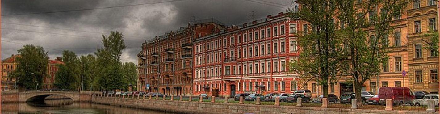 Saint-Petersburg voyage