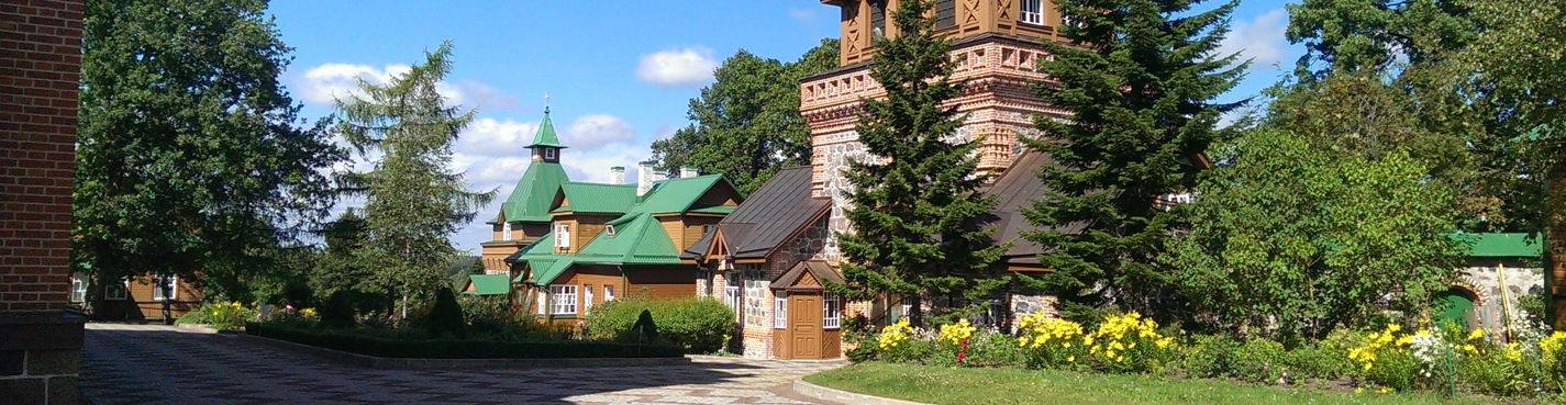 Экскурсия в Пюхтицкий монастырь