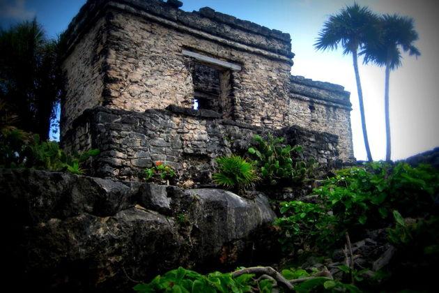 Экскурсия в Канкуне: Город-порт майя Тулум, древняя Коба, купание в сеноте и визит в деревню майя