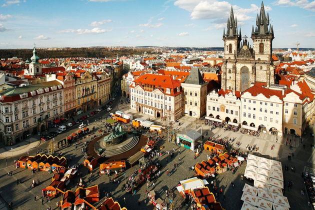 Экскурсия : Обзорная экскурсия 'Старый город'