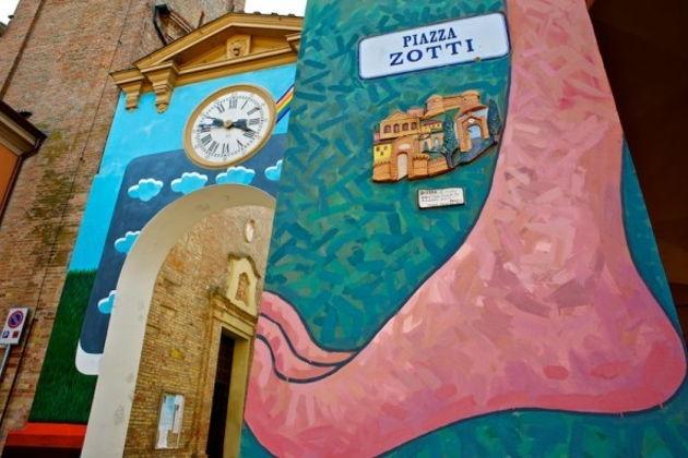 Экскурсия в Болонье: Доцца — волшебство средневековой цитадели (30 км. от Болоньи)