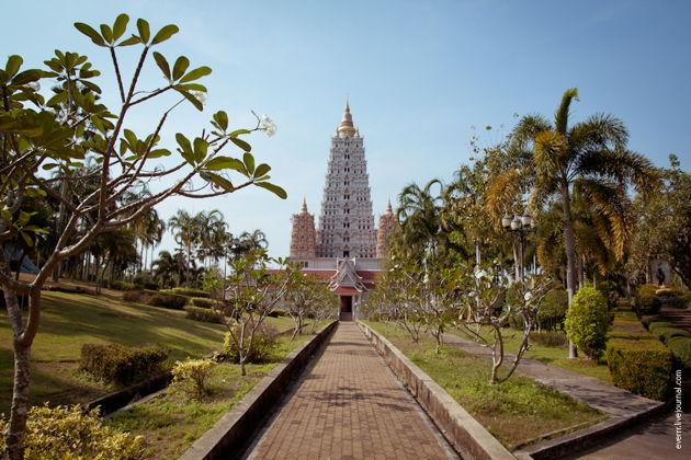 Экскурсия в Паттайя: Храмы Ват Ян и Золотой Будда