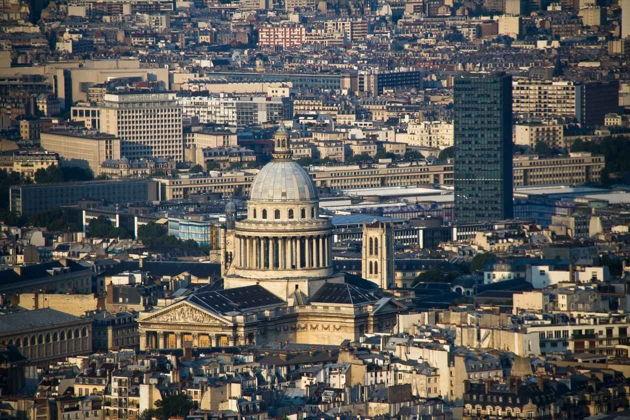 Экскурсия : Исторический центр Парижа