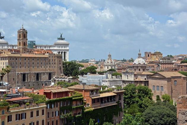 Экскурсия в Риме: Императорский Рим