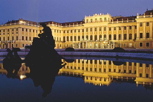 Экскурсия в Праге: Один день в Вене