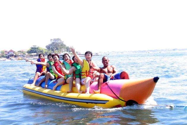 Экскурсия в Денпасаре: Водные виды спорта
