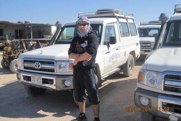 Экскурсия в Хургаде: Джип-Сафари из Хургады