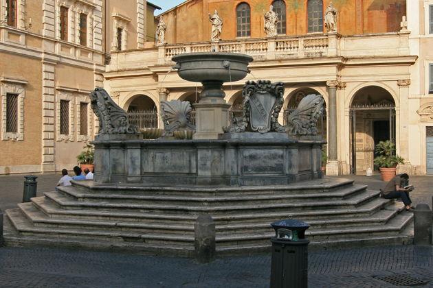 Экскурсия в Риме: Трастевере, остров Тиберина и Гетто