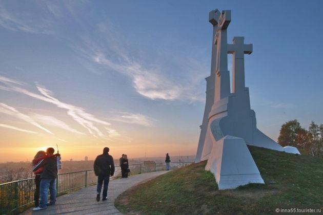 Экскурсия в Вильнюсе: Экскурсия по Вильнюсу — день второй!