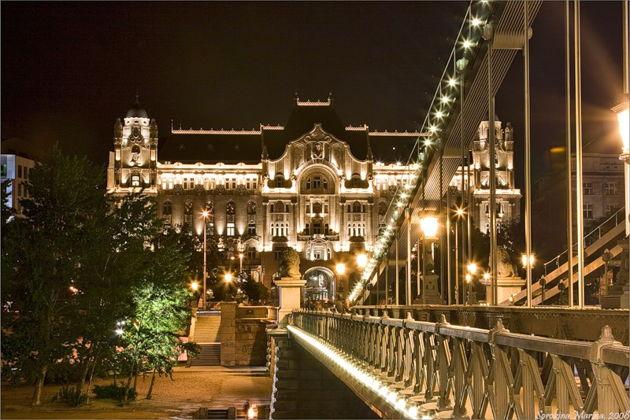 Экскурсия в Будапеште: Магия вечернего Будапешта