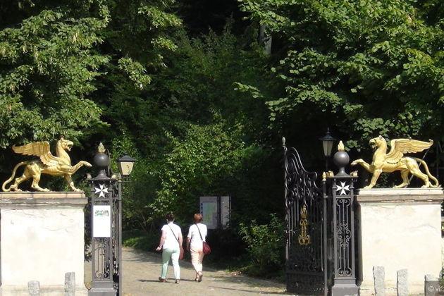Экскурсия в Берлине: Парк Глинике