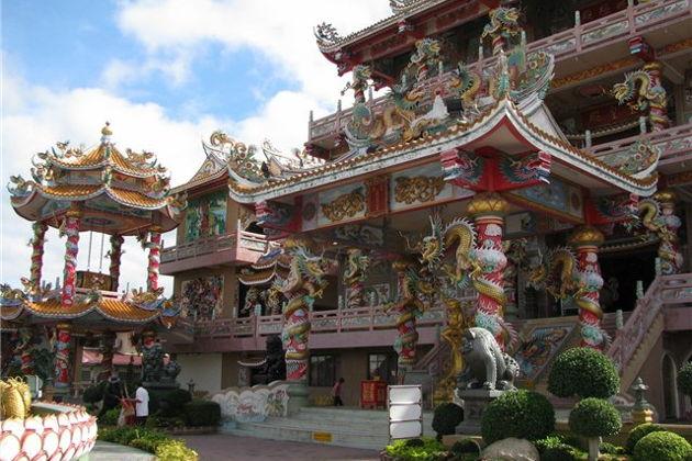 Экскурсия в Паттайя: Храм «Ада и Рая» и Китайский храм
