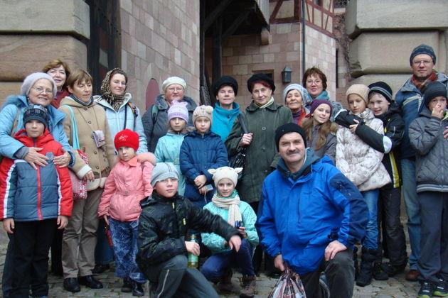 Экскурсия в Нюрнберге: Нюрнберг — шкатулка с драгоценностями