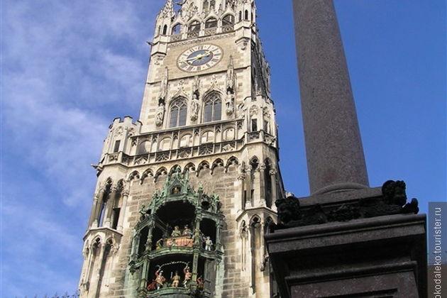 Экскурсия в Нюрнберге: Пешеходная экскурсия по Мюнхену, 2 часа