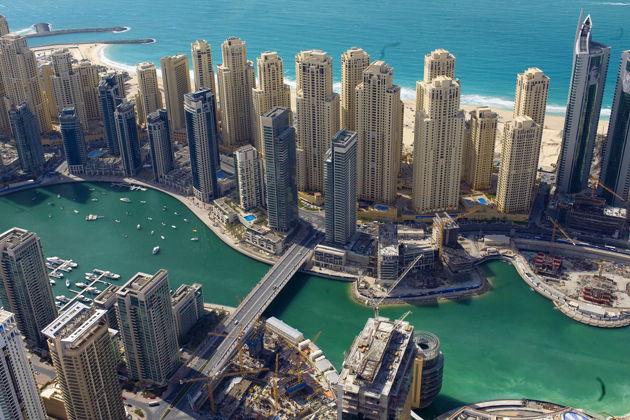 Экскурсия в Дубае: Прогулка на лодке в Дубае