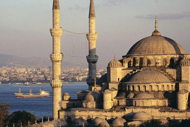 Экскурсия в Стамбуле: Билет в Собор Святой Софии без очереди