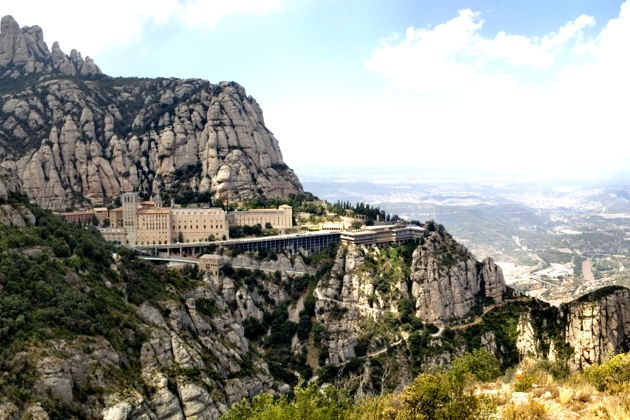 Экскурсия в Барселоне: Экскурсия в Монтсеррат