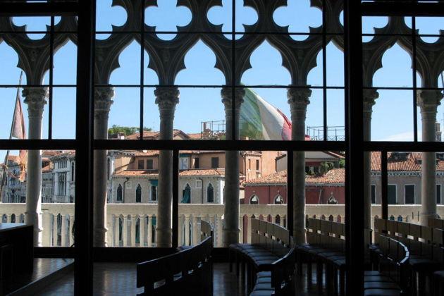 Экскурсия в Венеции: Билет в галерею Ка' д'Оро
