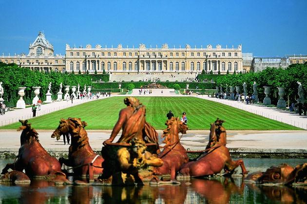 Экскурсия в Париже: Билеты в Версаль